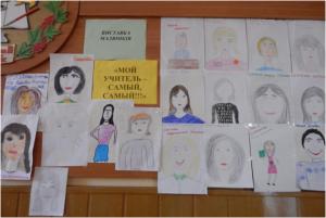 Портрети вчителів