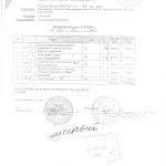 Накладна Нова Осв. 0208 02.03
